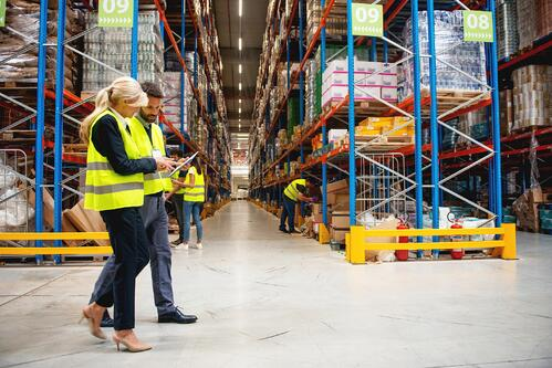 Warehouse & Fulfillment Services
